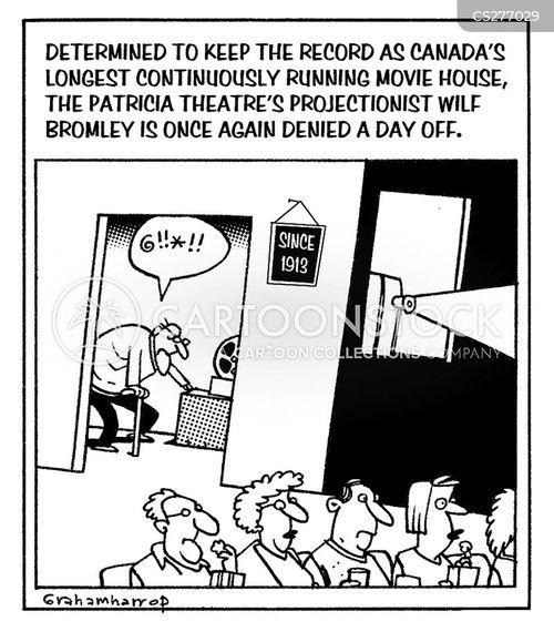 long-running cartoon