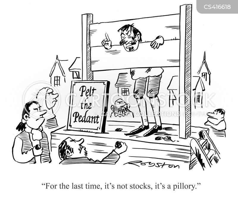pedants cartoon