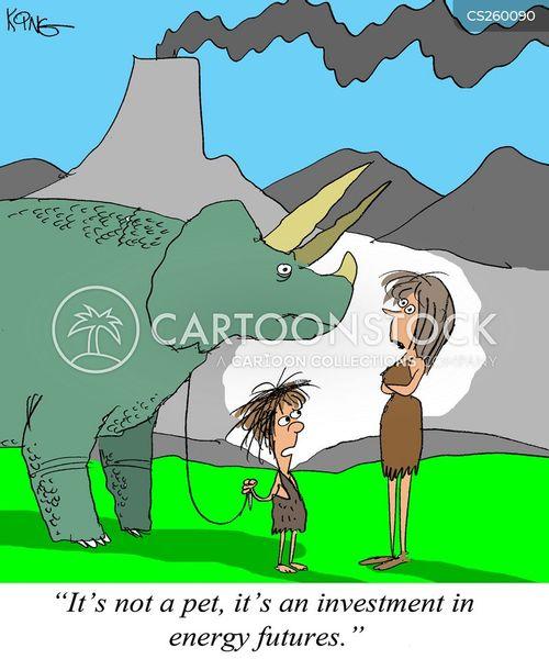 cretaceous period cartoon