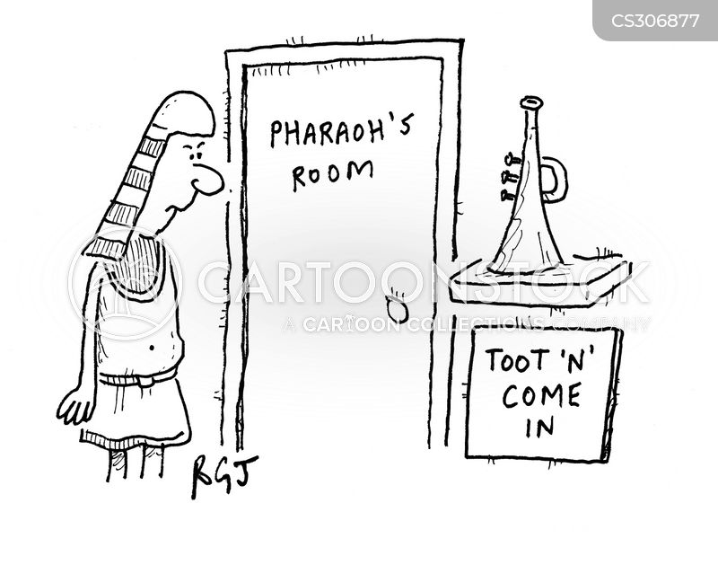 toot and come in cartoon