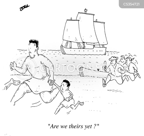 aborigine cartoon