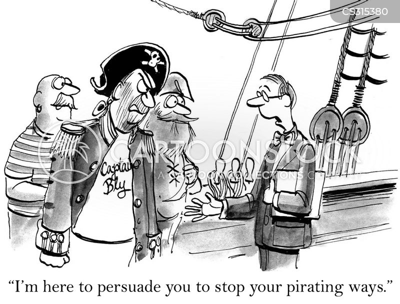 persuaded cartoons and comics funny pictures from cartoonstock