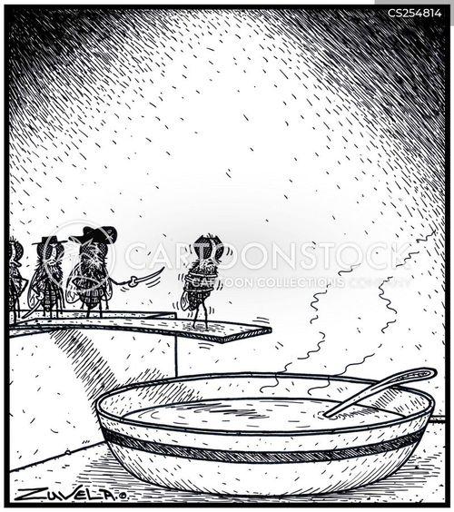 pirating cartoon