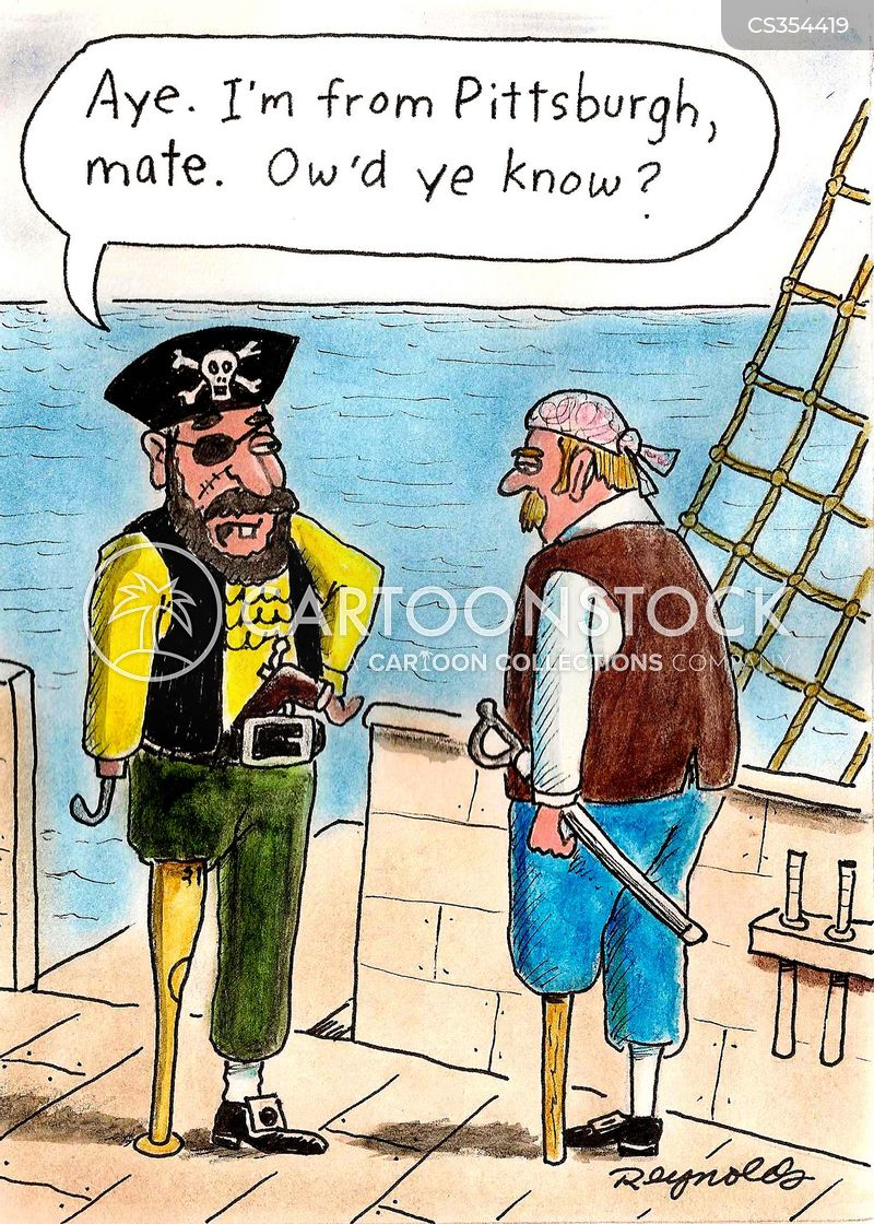 first mate cartoon