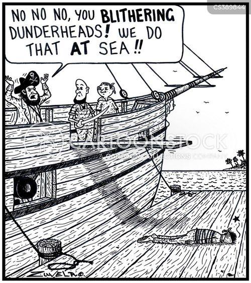 wharfs cartoon