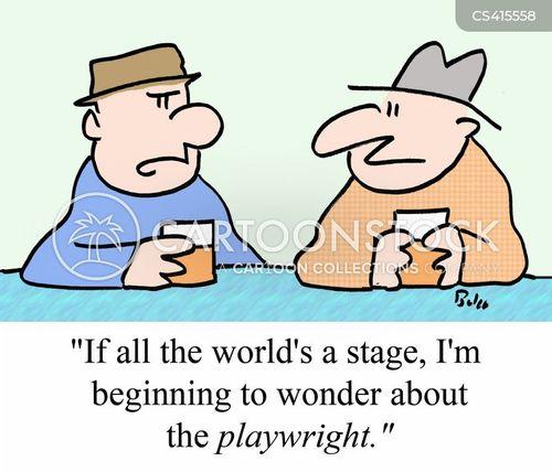 productions cartoon