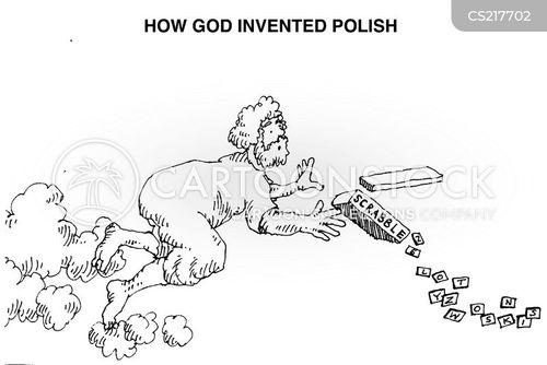 poland cartoon