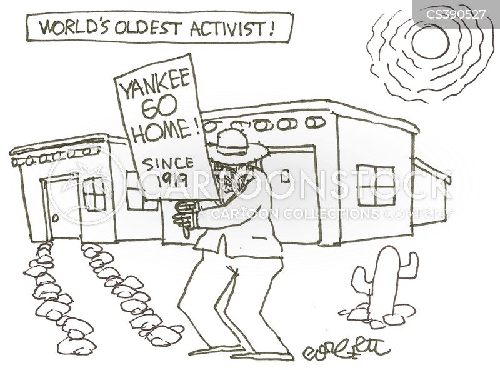 yankee cartoon