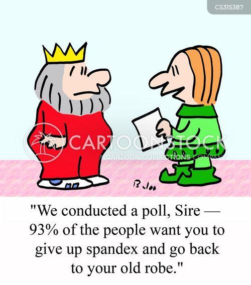 spandex cartoon