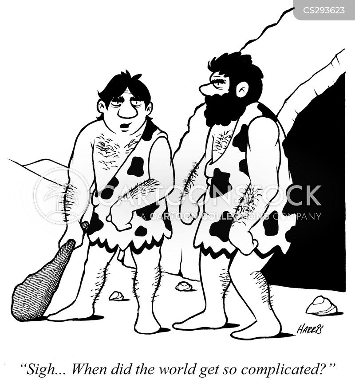 ancient civilisation cartoon