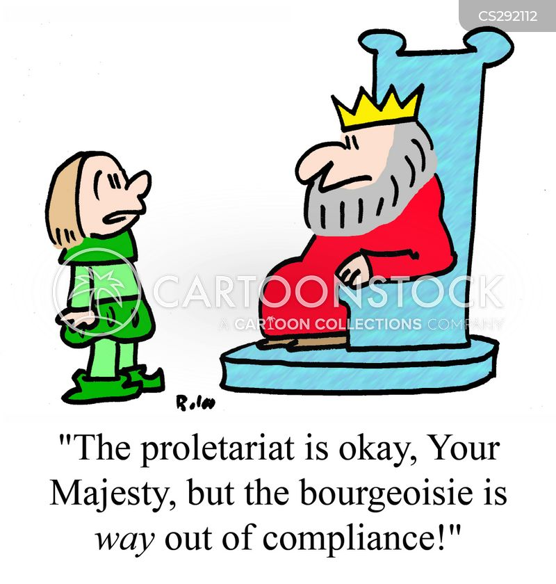 proletariats cartoon