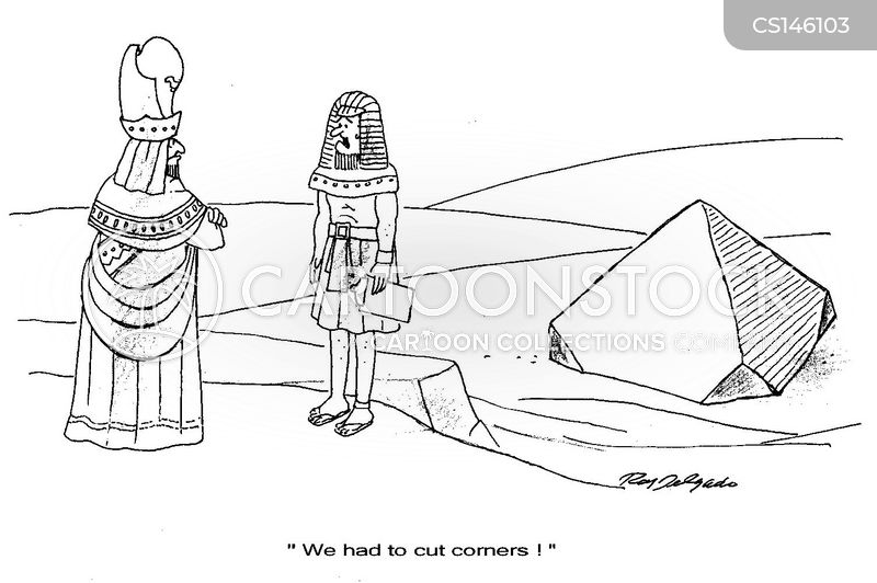 pharaohs cartoon