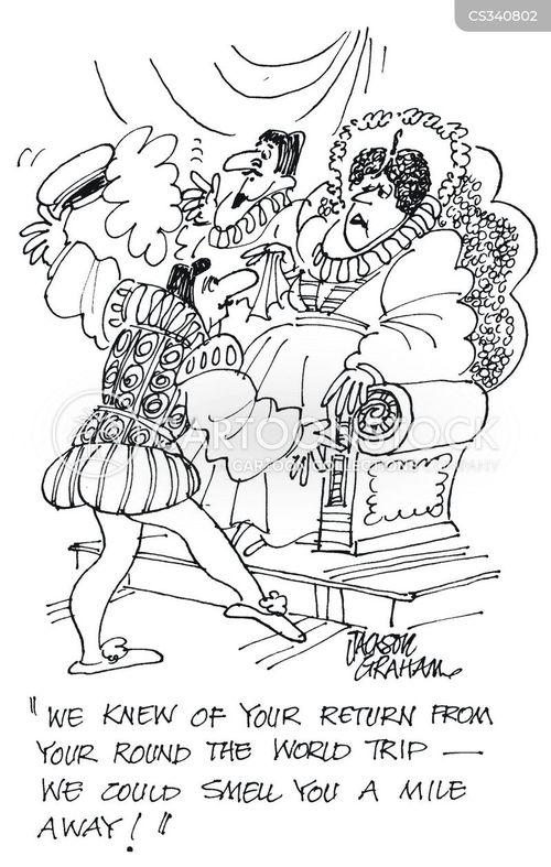 sir walter raleigh cartoon
