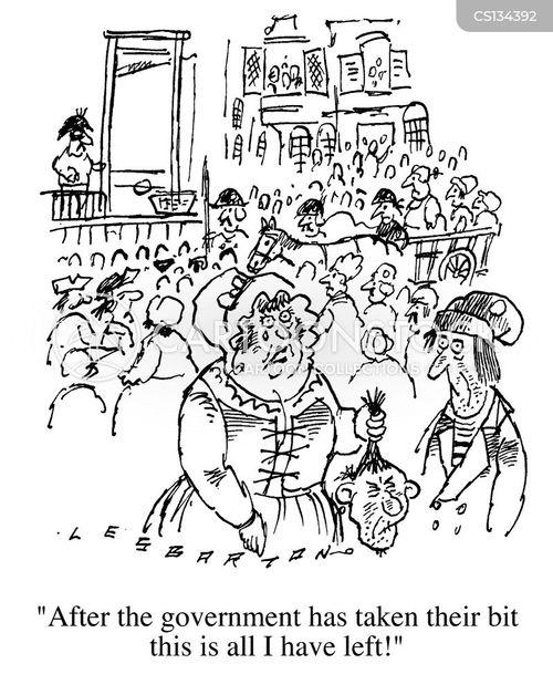 govt cartoon