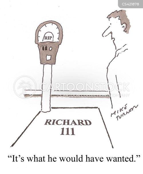 king richard cartoon