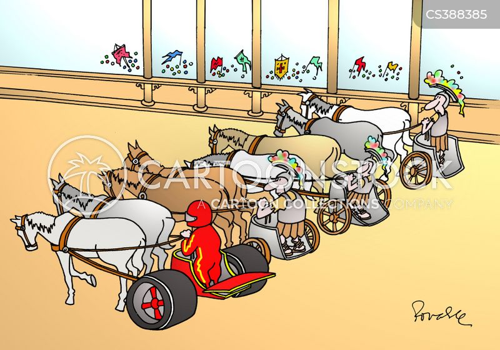 collosseums cartoon