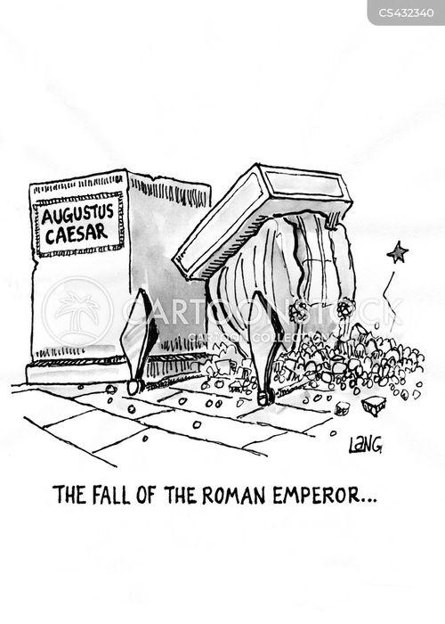roman emperors cartoon