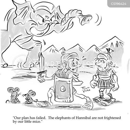 hannibal cartoon