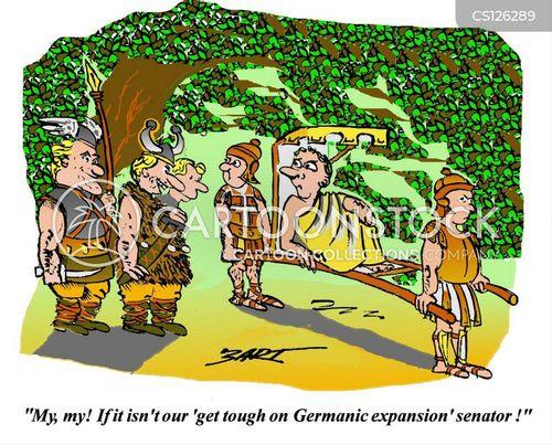visigoths cartoon
