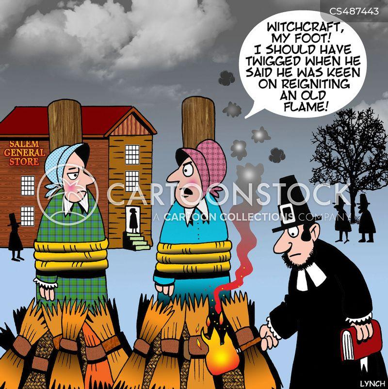 witchhunters cartoon