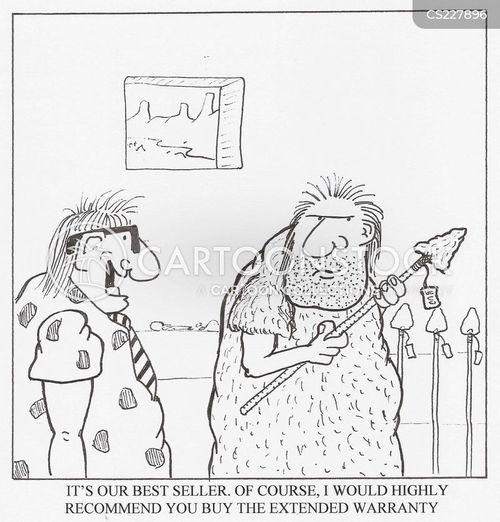 sporting goods cartoon