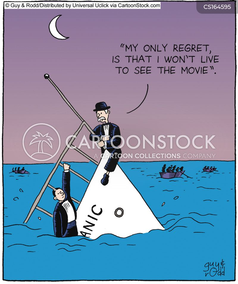 Sinking Ship Cartoons And Comics Funny Pictures From Cartoonstock
