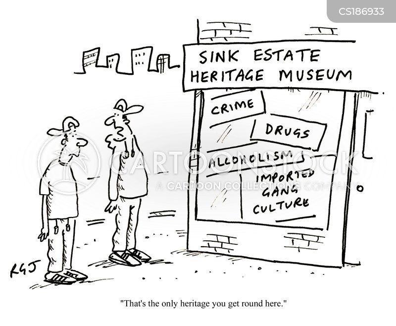 heritage cartoon