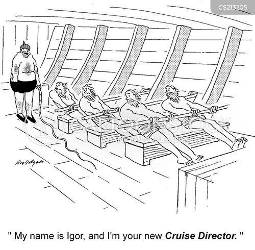 enslaved cartoon