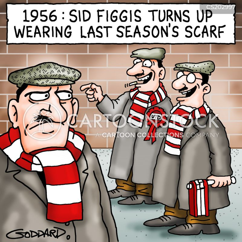 fashion disaster cartoon