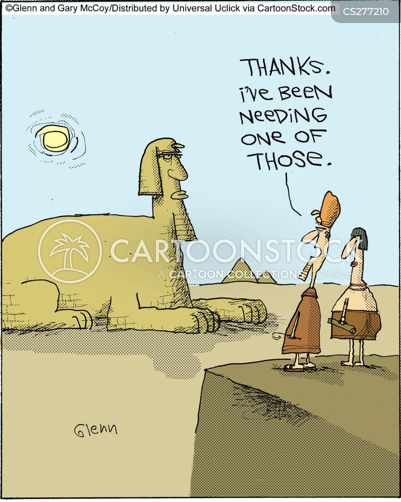 Funny Pictures About Egypt: Wonders Of The Ancient World Cartoons And Comics