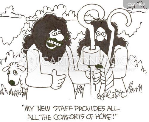 herder cartoon
