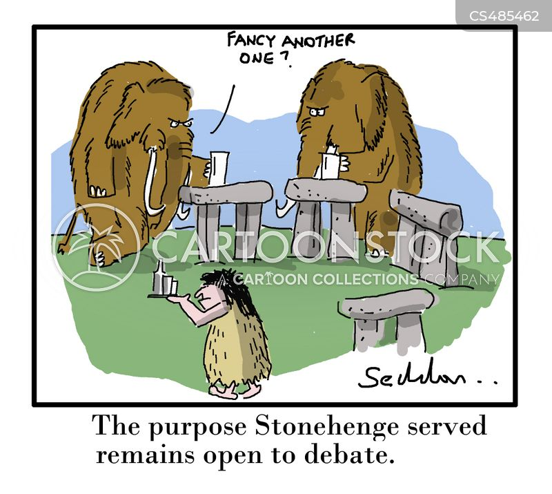 ancient britain cartoon