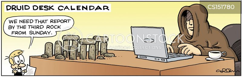 Desk Calendars Cartoons And Comics Funny Pictures From