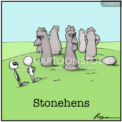ancient mysteries cartoon