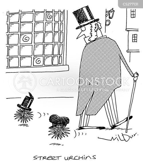 sweeps cartoon