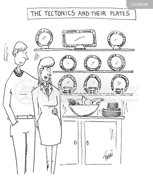 ceramics cartoon