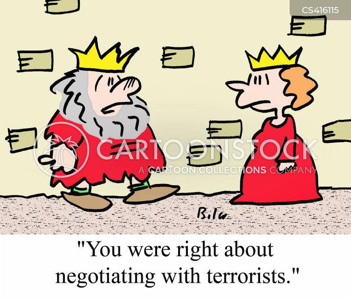 royal advice cartoon