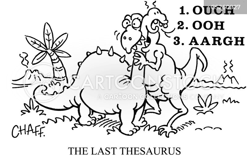 last dinosaur cartoon