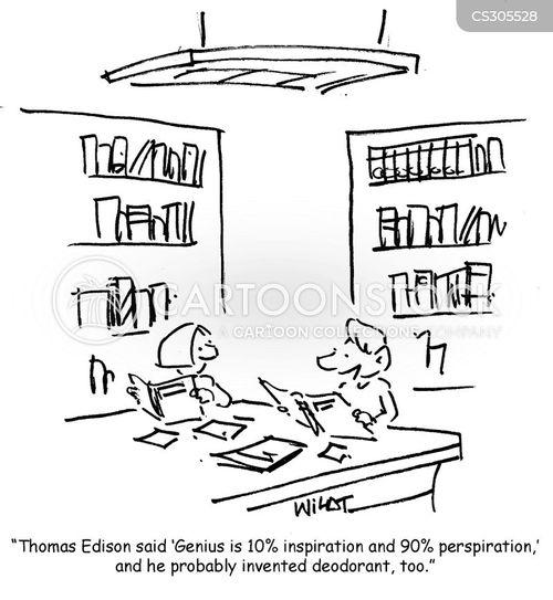 misquote cartoon