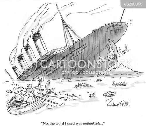 unsinkable cartoon