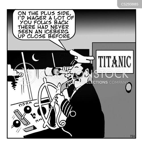 historical disasters cartoon