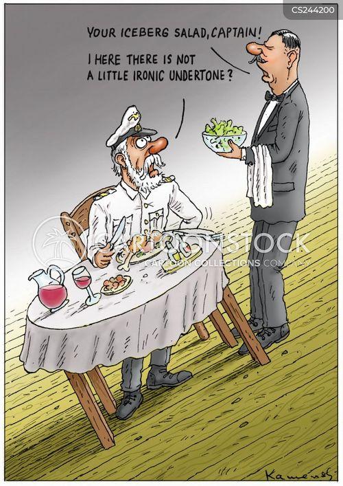 rms titanic cartoon