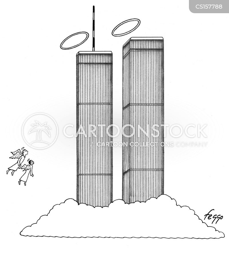 september 11th cartoon