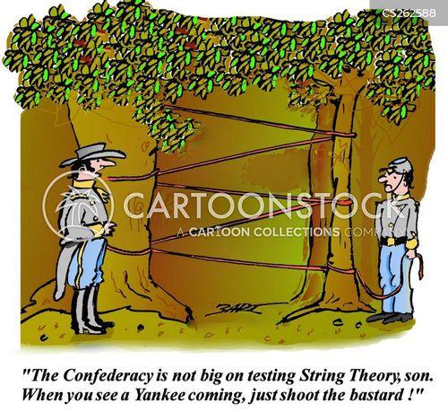 confederates cartoon