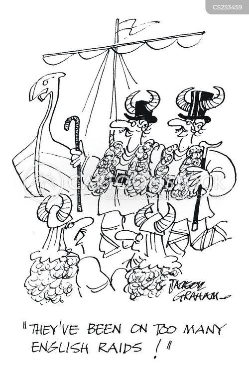 blended cartoon