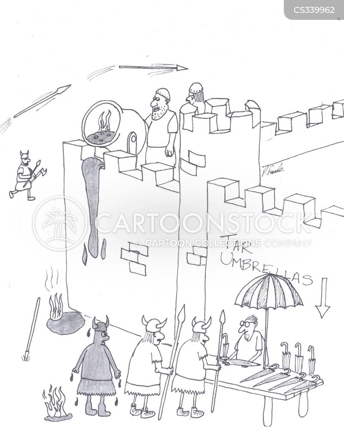 military campaigns cartoon