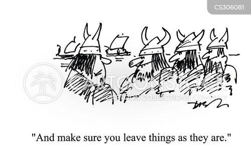conquerors cartoon