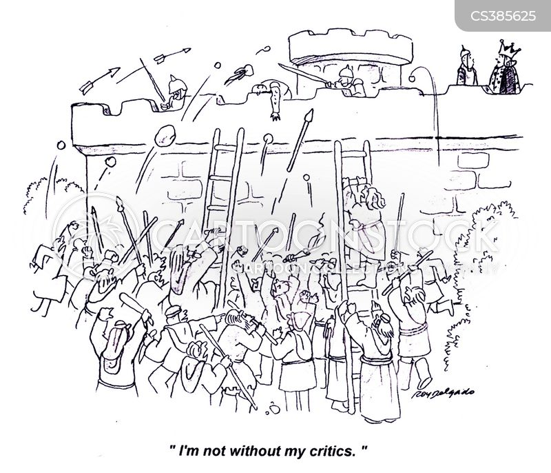 battled cartoon