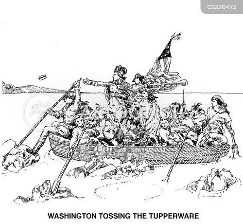 tupperware cartoon