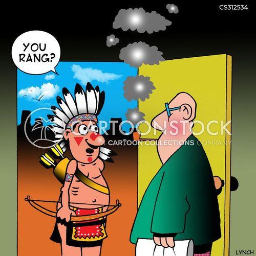 pipe smokers cartoon